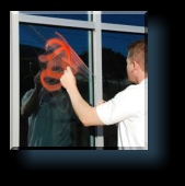 We Offer Anti Graffiti Clear Window Film