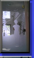Bathroom Entrance Door